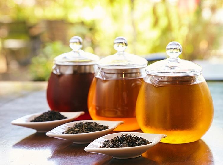 オーガニックの上質な中国茶