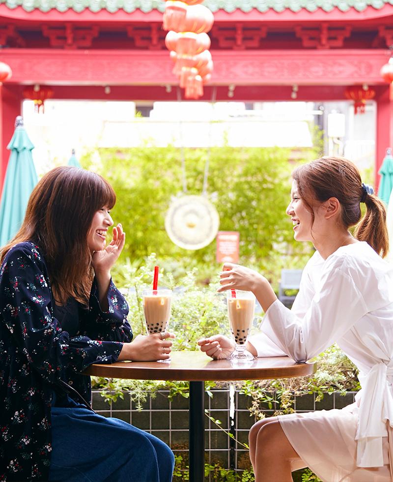 3F ガーデンテラスカフェ