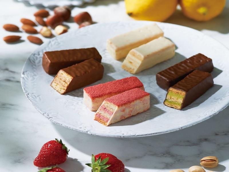 【1F横浜博覧館マーケット】今週の横浜博覧館では、洋菓子のフランセが誇るミルフィユの試食会を開催いたします。
