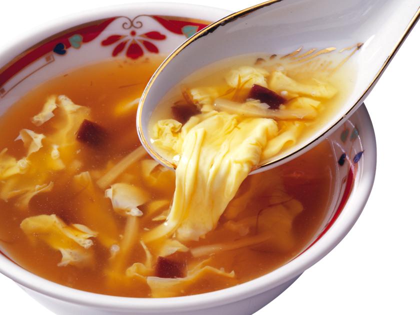 絶品『ふかひれスープ』
