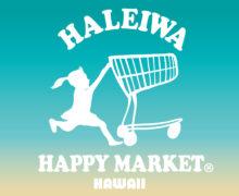 『HALEIWA HAPPY MARKET』が横浜博覧館1Fで期間限定開催!